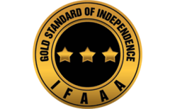 IFAAA trademarks the gold standard of independence