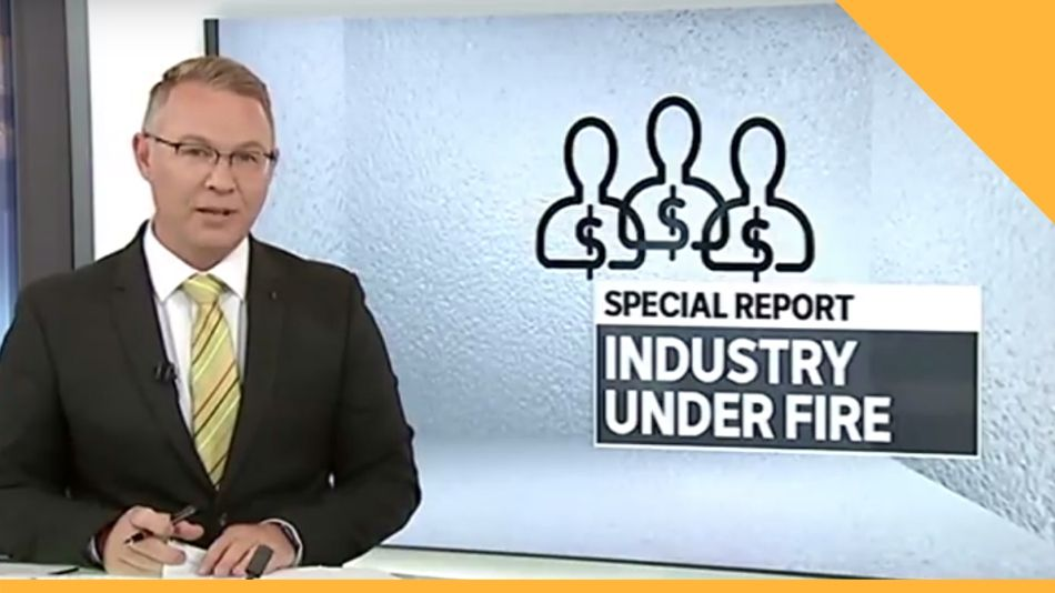 IFAAA President Speaks to ABC News Sunday 29 April 2018